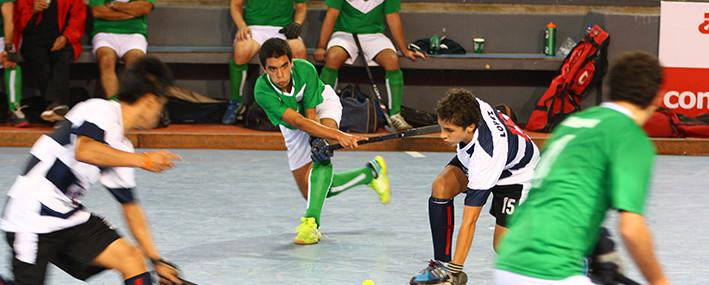 Hockey Cricket-Santa Maria