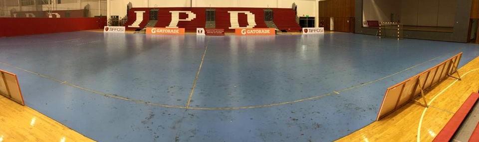 Coliseo Polideportivo 1 de la Videna, escenario del Nacional de Hockey Indoor 2016.