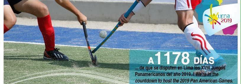 Portada Lima 2019 con hockey
