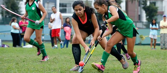 Nacional de Menores en el Lima Cricket
