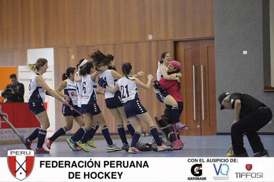 San SIlvestre Sport tetracampeón indoor 2016