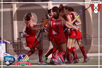 30 Liga Mundial Chiclayo