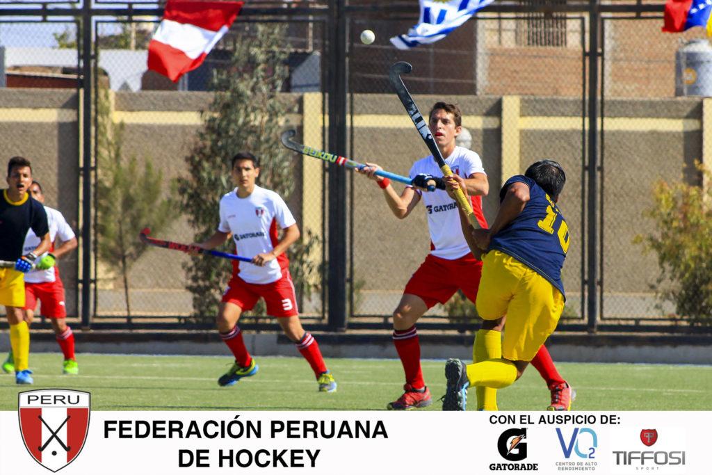 Perú venció a Ecuador 10-0 en la quinta y última fecha del torneo.