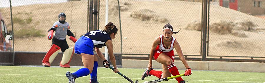 Perú cayó por la mínima diferencia ante Paraguay en el torneo femenino.